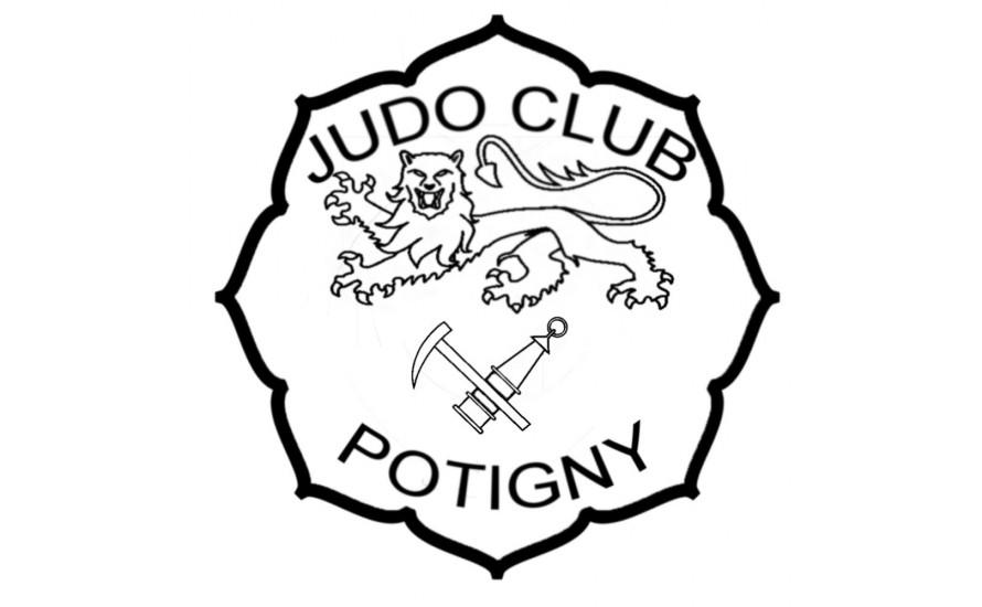Logo du JUDO CLUB DE POTIGNY